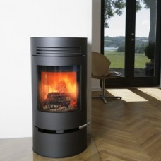 Aduro 1 Black 6kw (drawer) wood burning stove