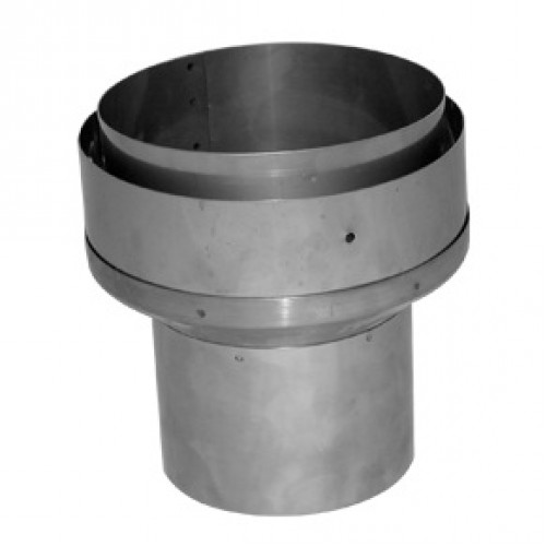 Flue Pipe Adaptor 5 To 6