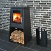 Aduro 11 Black 5kw wood burning stove
