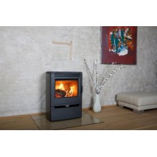 Aduro 6 Black (drawer) wood burning stove
