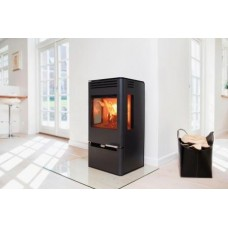 Aduro 7 Black (drawer) wood burning stove