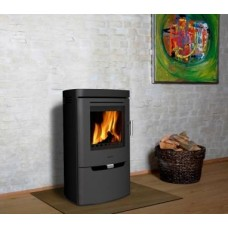 Aduro 8 Black 5kw (with drawer)