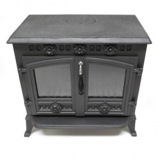 Wood burning stoves Package Deal 12kw GOLDFINCH