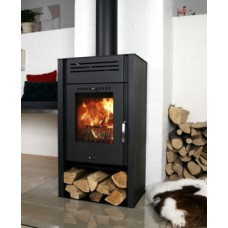 DEFRA wood burners Package Deal ASGARD 1 modern stove
