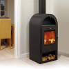 Asgard 4 modern 6kw wood burning stove