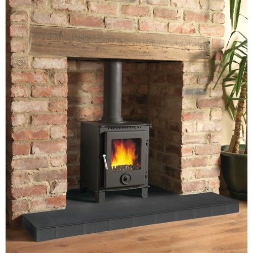 Package Deal Firemaster 5 Defra 5kw Log Burner