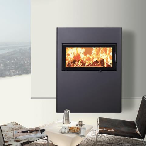 the austroflamm jess 8kw modern contemporary log burner. Black Bedroom Furniture Sets. Home Design Ideas